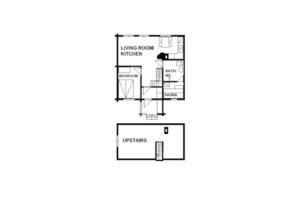 Floor plan Ylläs-Niiles
