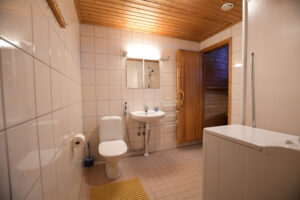 Kylpyhuone Ylläs-Niiles