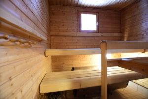 Sauna Ylläs-Niiles
